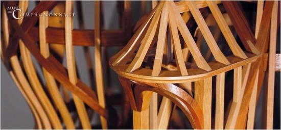 30 - Compagnon charpentier