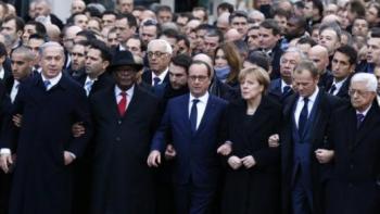Marche republicaine chefs detats 0
