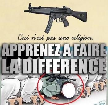 Une difference